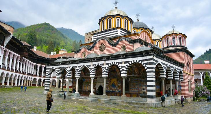 rila monastery Day Tour